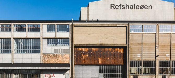CC på Refshaleøen – Et nyt kunstcenter.