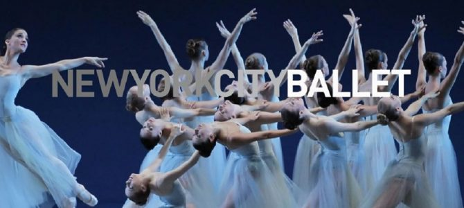 New York City Ballet. Gæstespil  i Tivoli