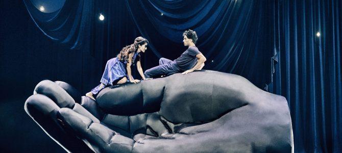 Aladdin på Det Kongelige Teater.