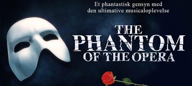 The Phantom of the Opera. Det Ny Teater.