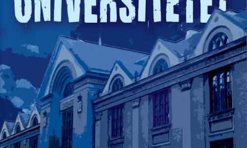 Mord på universitetet – krimi af Mads Christoffersen. Ny bog.