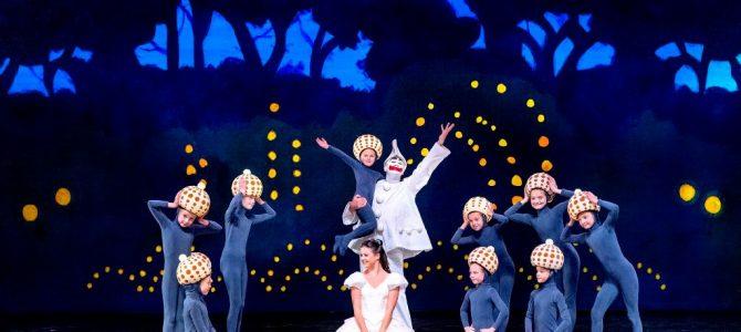 Nøddeknækkeren – repremiere på balletten i Tivolis Koncertsal.