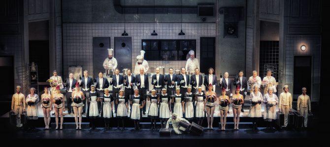 Flagermusen  –  repremiere på Operaen, Det Kongelige Teater.
