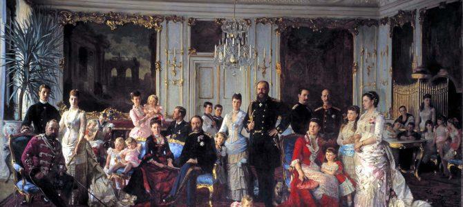 Tuxen. De kongelige billeder – ny kunsthistorisk bog fra Frydenlund.