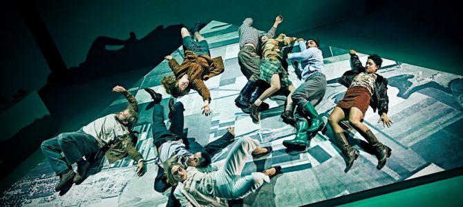 Brænding – Aarhus Teater på visit på Hippodromen.
