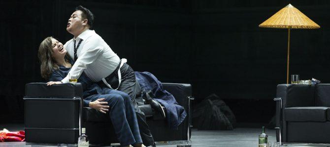 Turandot på Det Kongelige Teater.