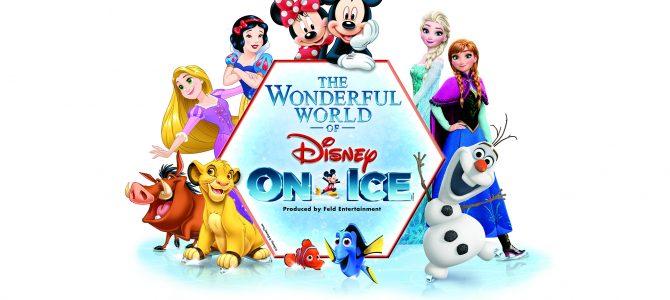 Disney on Ice – nu i Forum.
