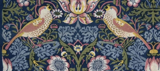 William Morris – Nivaagaards Malerisamling.