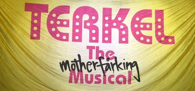 Terkel – the motherfårking musical i Tivoli og på turné.