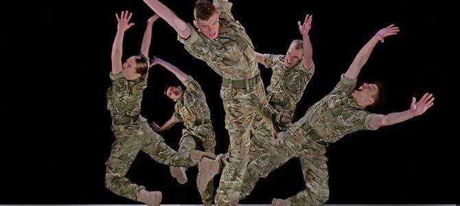 5 soldiers – Danse-gæstespil i Baltoppen og i Næstved.
