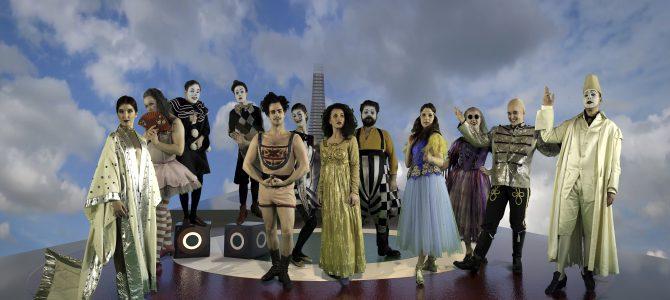 Poppeas Kroning – Operaakademiet på Takkelloftet.