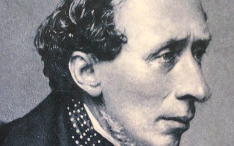 """Ny bog: Hjertet brast i toner, H.C. Andersen i operaen"""" – af Henrik Engelbrecht."""
