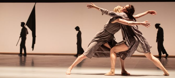 Carrying a Dream – Dansk Danseteater.