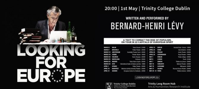 Looking for Europe  – gæstespil på Det Kongelige Teater.
