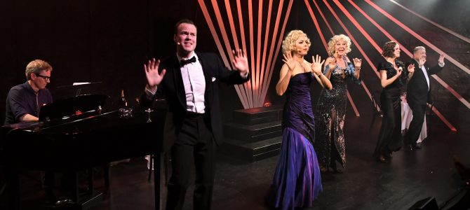 Oh Baby – It's Cole. Cole Porter Cabaret med London Toast Theatre.