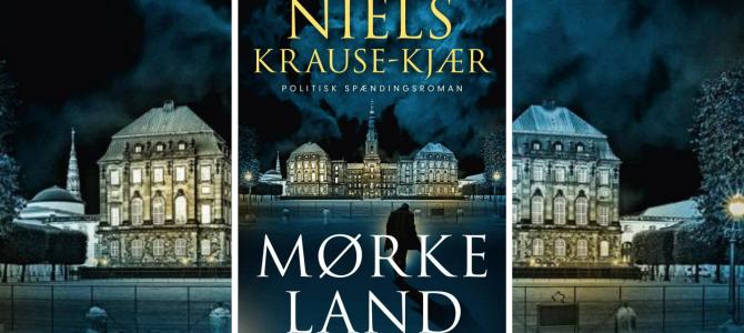 Ny bog: Mørkeland af Niels Krause-Kjær.