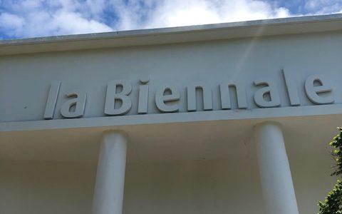 Venezia -Biennalen 1. Giardini.