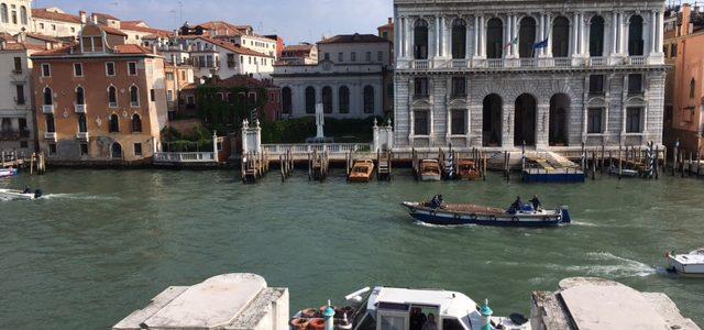 Venedig-Biennalen. 3. 2019. Ude i byen.