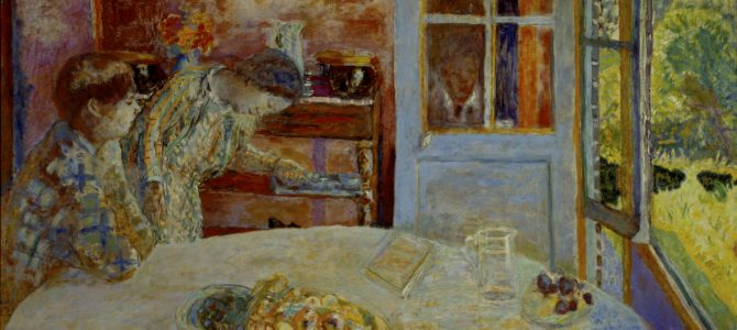 Udstilling: Pierre Bonnard – på Glyptoteket.
