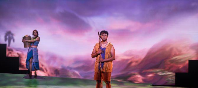 Prinsen af Egypten. Fredericia Teater på Det Kongelige Teater.