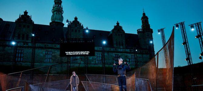 Richard 3.  Hamletscenen på Kronborg. 2019