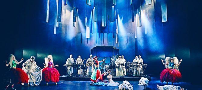 Lazarus. David Bowie-musical på Aarhus Teater.