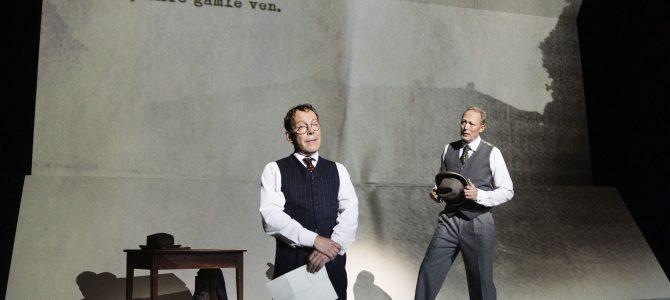 Adressaten ubekendt. Det Kongelige Teater. Skuespilhuset.