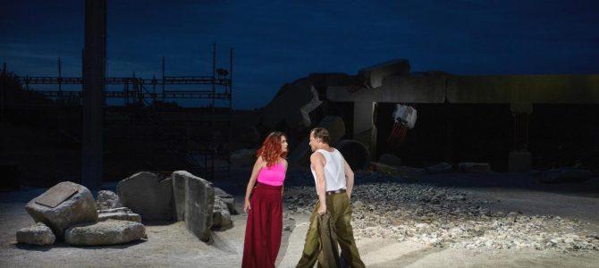 Carmen i Opera Hedeland, 2019.