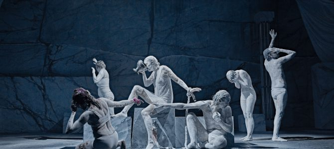Symposion. En hyldest til Eros. Det Kongelige Teater.