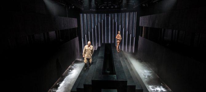 Tæt tåge på Vendsyssel Teater.