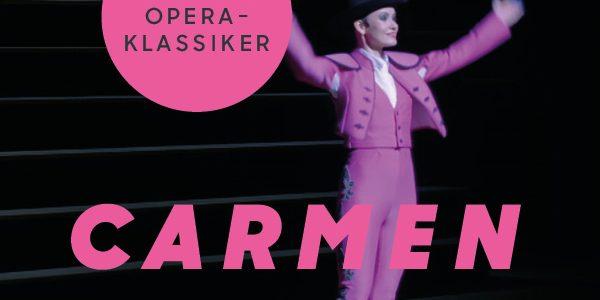 Carmen – på Operaen.