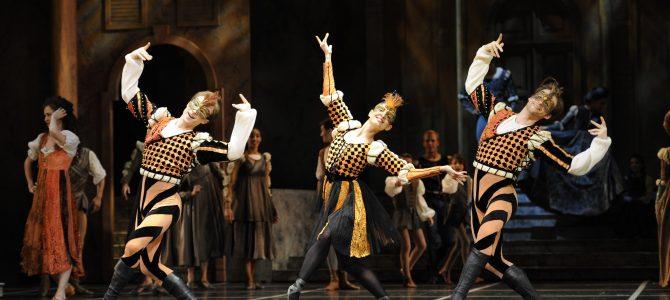 Romeo og Julie. Balletgæstespil fra San Francisco.