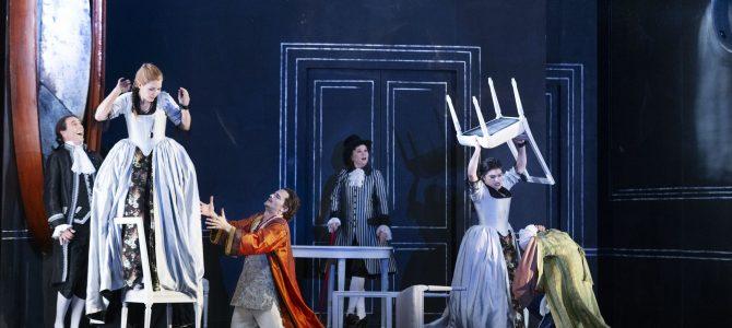 Cosi fan tutte – Mozart på Operaen.