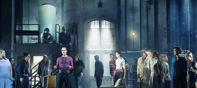 Sweeney Todd – musical på Operaen.