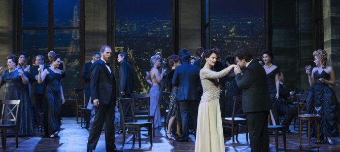 La Traviata på Operaen. Repremiere igen, igen.
