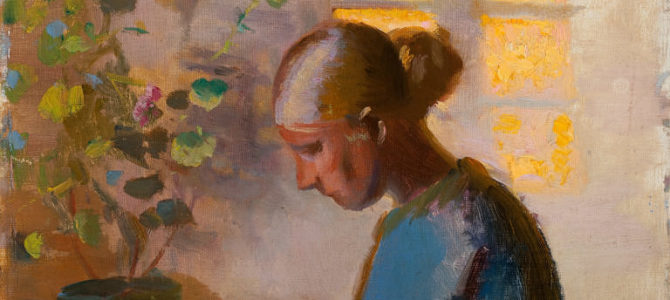Anna Ancher genopfindes af Statens Museum for kunst.