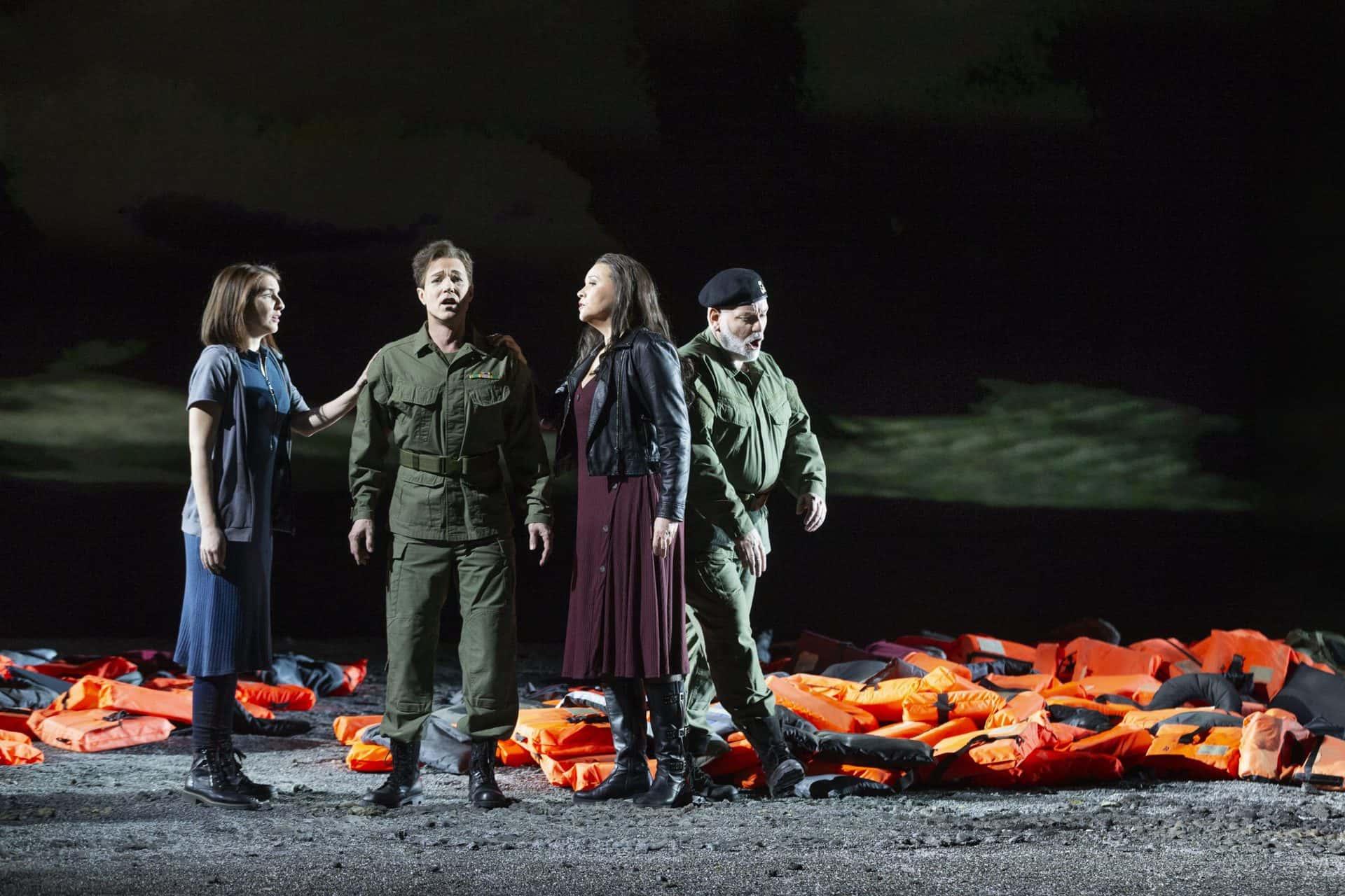 Mozarts Idomeneo på Operaen.