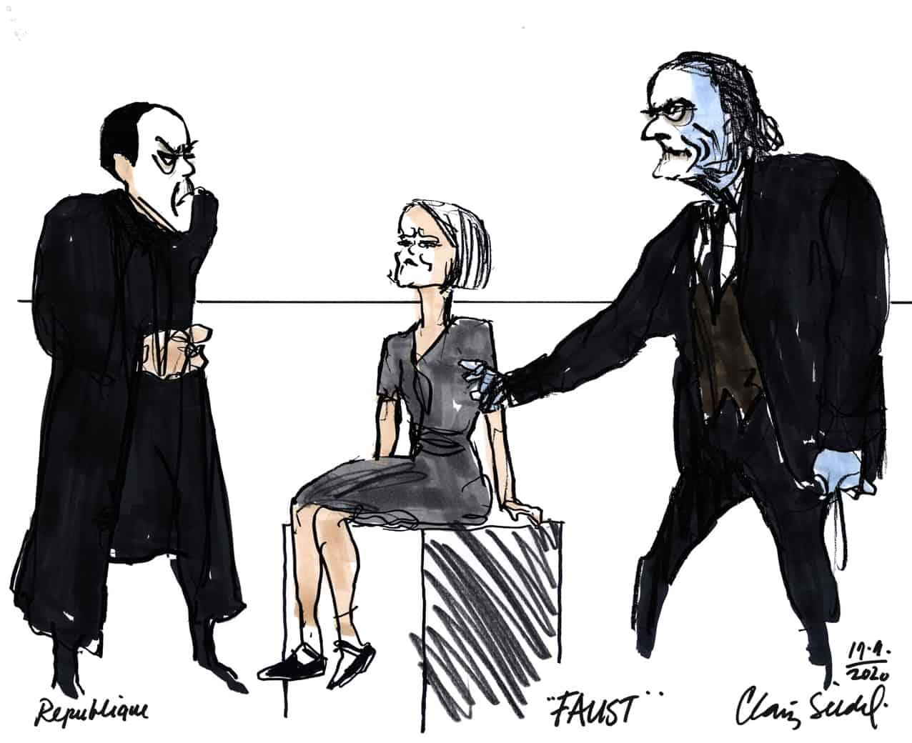 Faust  på Teater Republique.