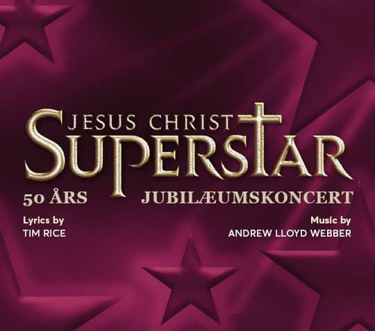 Jesus Christ Superstar som koncert.