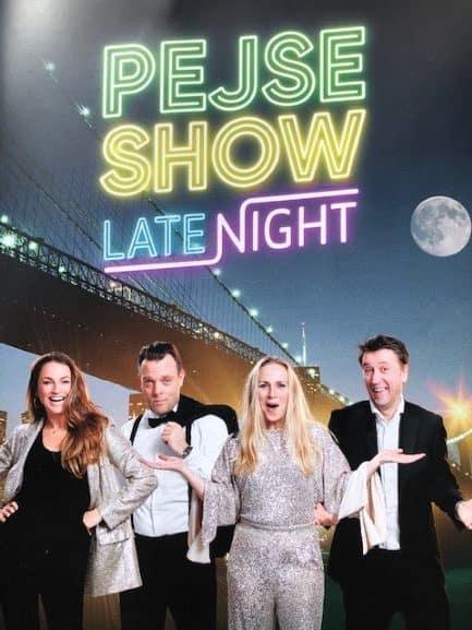 Pejseshow – late night – 2020 – i Midtjylland.