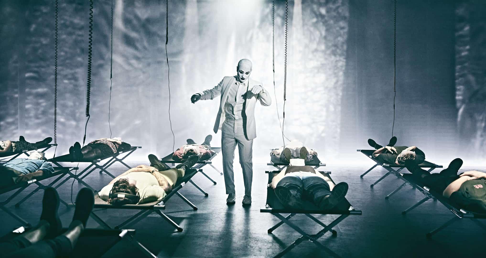 En Fortælling om Blindhed  – på Aarhus Teaters Studio.