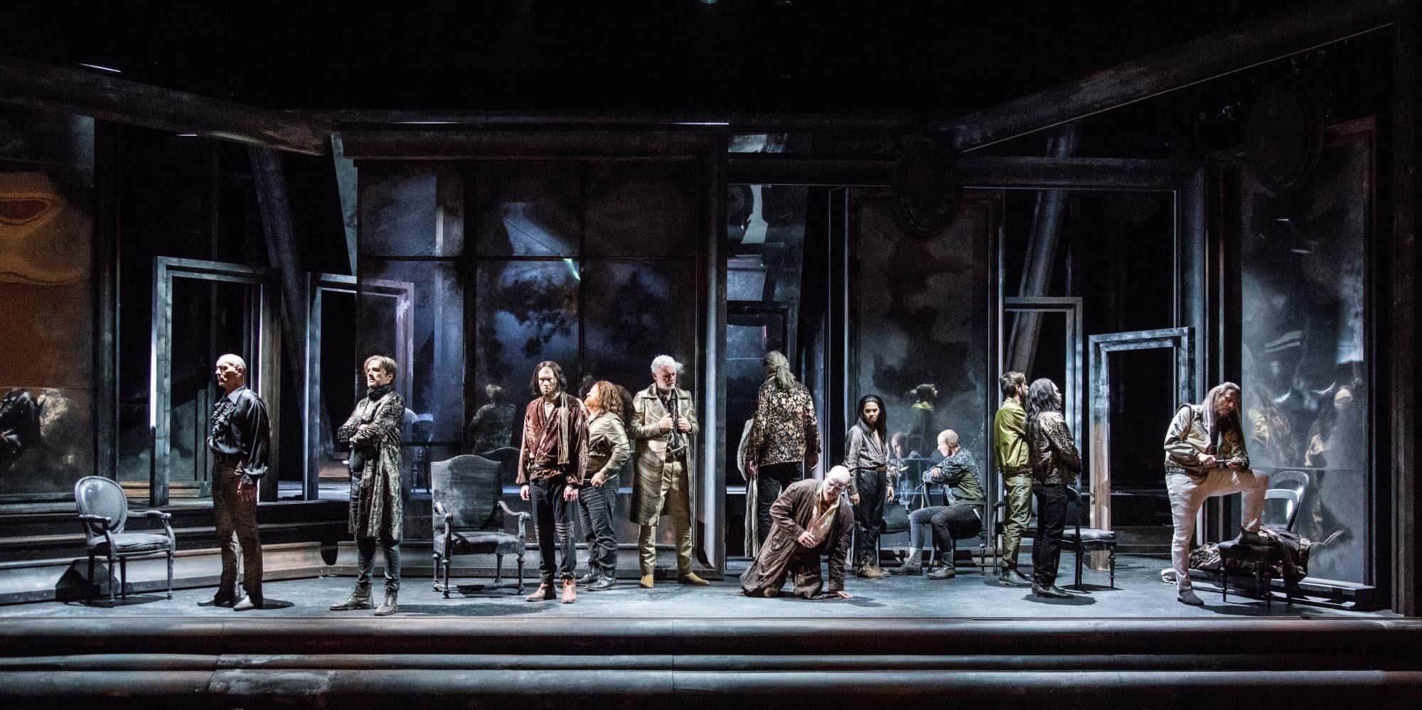 Rigoletto på Den Jyske Opera. Turné.