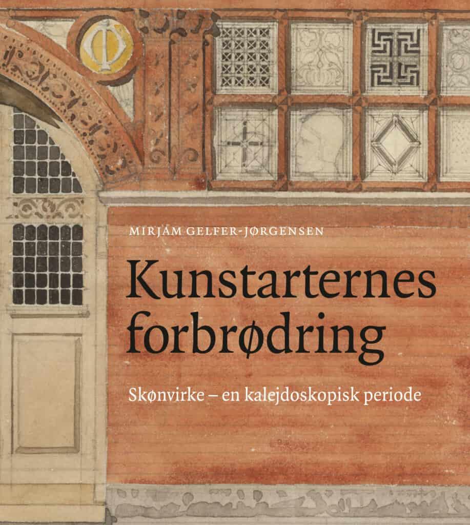 Kunstarternes forbrødring – en bog om Skønvirke.
