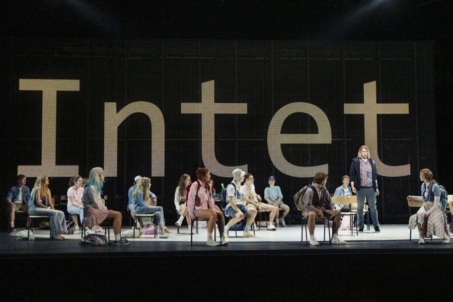 Intet – ungdomsopera på Det Kongelige Teater.
