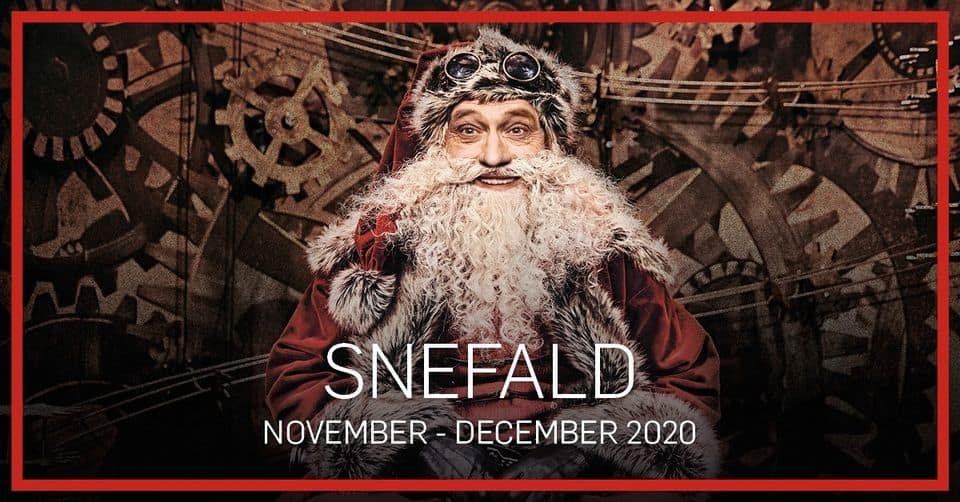 Snefald – familieforestilling på Aalborg Teater.