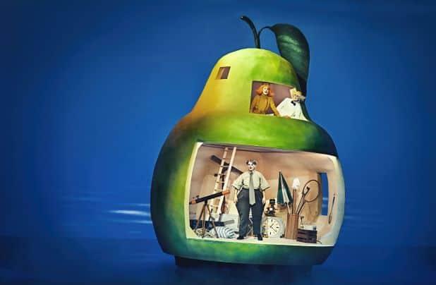 Den utrolige historie om den kæmpestore pære. Det Kongelige Teater.