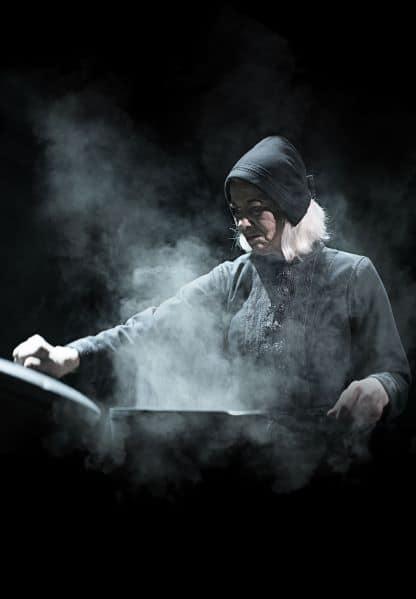 Kirsten Olesen – på scenen i 50 år.