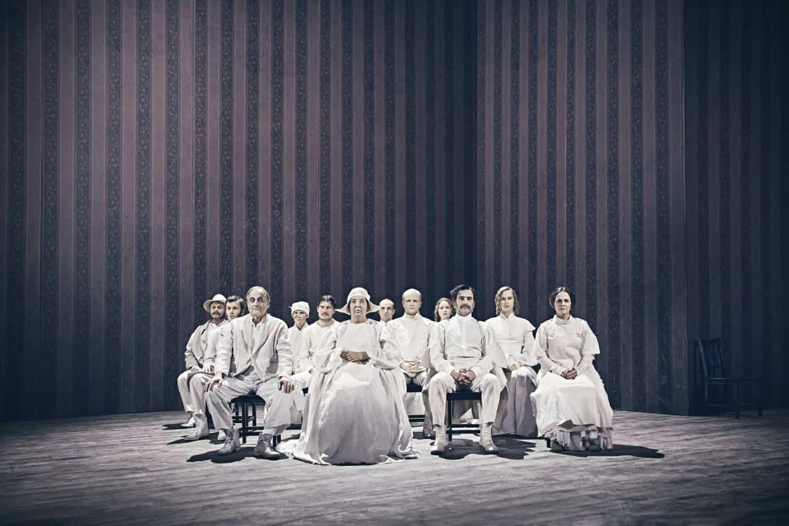 TINE af Herman Bang. Livestreamet fra Aalborg Teater.