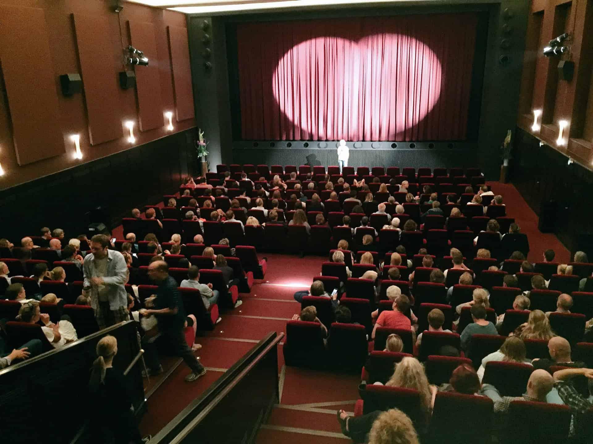Grand Teatret kåret som en af verdens 50 smukkeste biografer.
