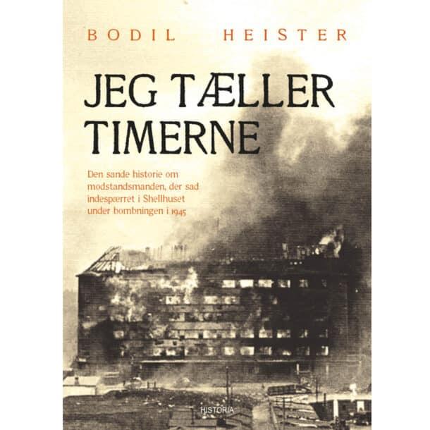 Jeg tæller timerne.  Ny roman om Anden Verdenskrig.